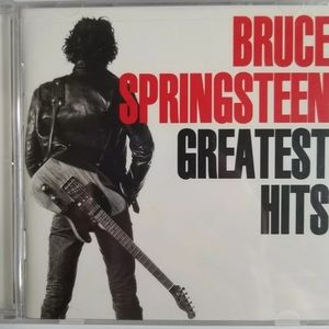 Bruce Springsteen Greatest Hits CD Born To Run